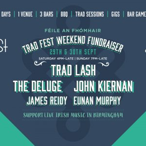 Trad Fest Weekend Fundraiser