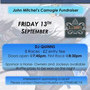 John Mitchel's Camogie Fundraiser