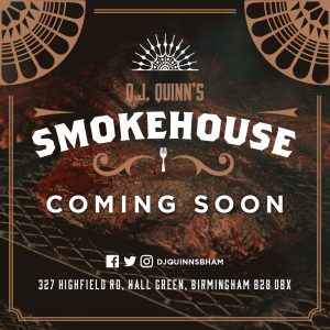 Introducing… D.J. Quinn's Smokehouse