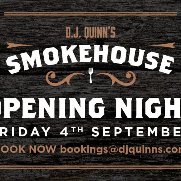 D.J. Quinn's Launch Night Smokehouse