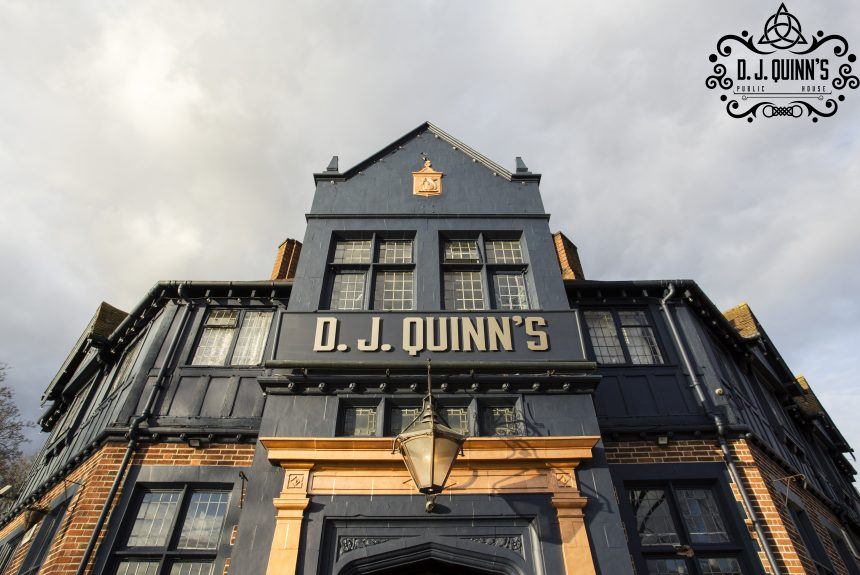 Catch all the Six Nations live at D.J. Quinn's