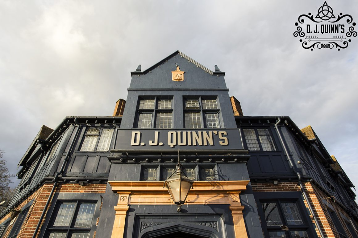 What's new at D.J. Quinn's?