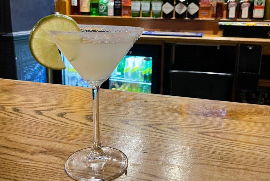 Cocktails Have Landed at D.J. Quinn's!